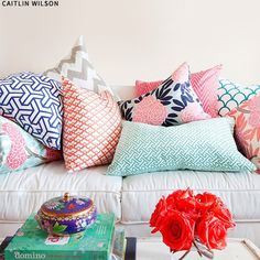 Mix and Match Cushions