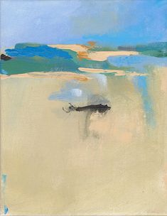 Fun Beach Landscape II Painting by Jacquie Gouveia