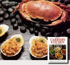Brixham Crab Scallops / Brixham Krabbe i Kamskjell