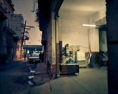 by Joakim Eskildsen, Cuba