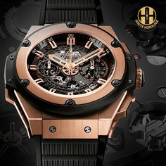 bd42be85058 Shop now Hublot Preowned Watches Dubai the top creation of the loudest  watches you can have
