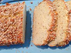 LCHF brød - ala Toast brød - så lækkert!!