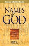 Names of God pamphlet: 21 Names of God and Their Meanings  - Get more information on this book at http://www.prophecynewsreport.com/prophecy_news_report/prophecy_1/prophecy_books/names-of-god-pamphlet-21-names-of-god-and-their-meanings.html.