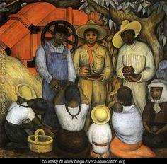 Triumph of the Revolution 1926 - Diego Rivera - www.diego-rivera-foundation.org