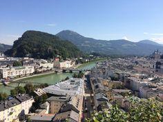 **Monchsberg Lift (great views of the city) - Salzburg, Austria