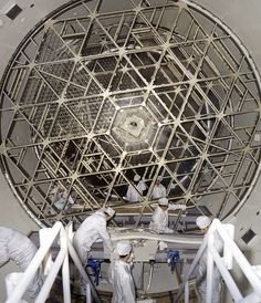 Skylab's Orbital Workshop (NASA Archive, 01/01/70) by NASA's Marshall Space Flight Center on Flickr.