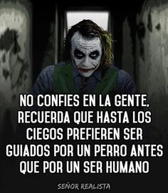 Pendejos Joker Frases, Joker Quotes, Me Quotes, Funny Quotes, Joker Cosplay, Suicide Squad, Quotes En Espanol, Little Bit, Joker And Harley