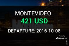 Flight from Los Angeles to Montevideo by Avianca    BOOK NOW >>>