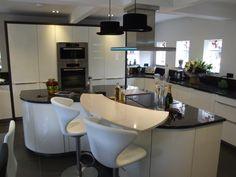 Küchentresen Mit Barhockern   Tipps Und Design Anregungen