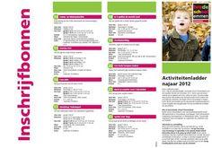 activiteitenkalender - Google Search