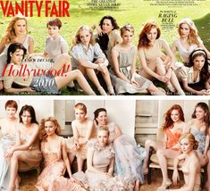 Vanity Fair Hollywood Issues from years gone by ...
