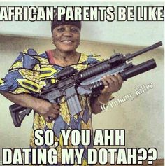 nigerian parents and dating