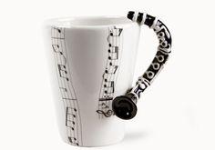 clarinet mug!! ahhh<3 #clarinet