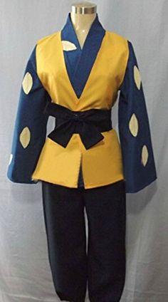 Relaxcos Anime Inuyasha Shippou Cosplay Costume Relaxcos http://www.amazon.com/dp/B00NHGZ798/ref=cm_sw_r_pi_dp_i7l.vb08BY535