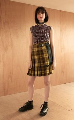'Take note, iron-averse style watchers: pleated skirts are the only ones that pass fashion muster right now – they're everywhere from the catwalk to the red carpet ... ' (Cochrane, 5/4/16).