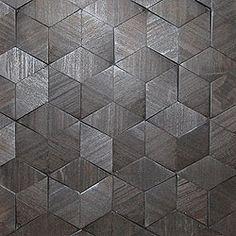 Arch Systems: Crossfuse Wood panels; WPFSN104 (Location: Behind Reception Desk)