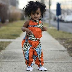 Ankara Styles For Kids; Little Girls And Baby Girls Ankara Styles African Attire, African Wear, African Dress, African Fabric, African Clothes, African Style, African Fashion Ankara, African Inspired Fashion, African Print Fashion