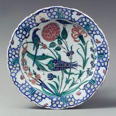 тарелки ручной работы 16век, Османская Империя Лариса Лысогорская
