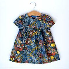 Infant & Toddler Dress - Flora