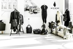 OUT OF THE BLUE CONCEPT STORE - Picture gallery