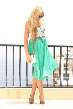 Sweet Summer Style: Clothing & Accessories : theBERRY