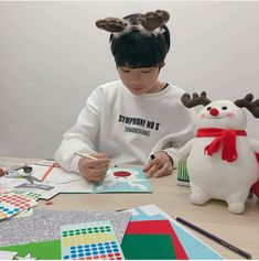 Lee Yechan Undernineteen 이예찬 언더나인틴 Famous People, Dinosaur Stuffed Animal, Playing Cards, Kids Rugs, Kpop, Toys, Cute, Animals, Legends