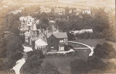 SCARCE LIVERPOOL  MOSSLEY HILL   GENERAL VIEW   RP pu 1906