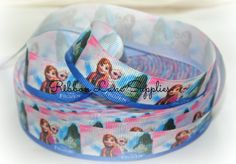 Hey, I found this really awesome Etsy listing at https://www.etsy.com/listing/176231768/new-ribbon-by-the-yard-1-disney-princess