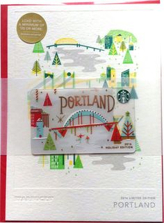 Limited Edition Holiday City 2016 - Portland