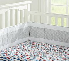 Baby Boys' Crib Sheets & Crib Sheets for Boys | Pottery Barn Kids