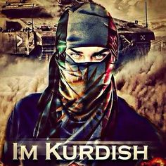 Yes , I'm kurdish ♡ l love kurdistan ♡