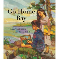 In 1914, Tom Thomson spent the summer at a family cottage on Lake Huron's Georgian Bay, where he taught the ten-year-old daughter, Helen, how to paint. Author Susan Vande Griek and illustrator Pascal Milelli have imagined this time through Helen's eyes, providing an intriguing glimpse into the famous painter's life.