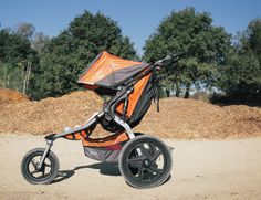 3 WHEELS ARE BETTER THAN 4 Tested: B.O.B. Revolution PRO Jogging Stroller