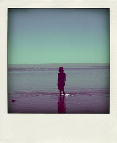 Ella in the lagoon Instant Camera, Photos Tumblr, Day Off, Summer Time, In This Moment, Seasons, Vacation, Polaroids, Film
