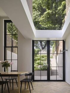 "leibal: ""Tower House is a minimalist renovation located in London, United Kingdom, designed by Dominic McKenzie Architects. According to the architects, the original house was constructed in the House Design, House Extensions, Home, Interior Architecture, Home Remodeling, Cheap Home Decor, House Inspiration, London House, House Interior"