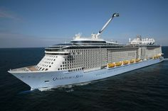 Para os amantes de cruzeiros marítimos vem aí uma ótima notícia. A Royal Caribbean acabou de encomendar mais um navio da classe Quantum, que será entregue em 2019.