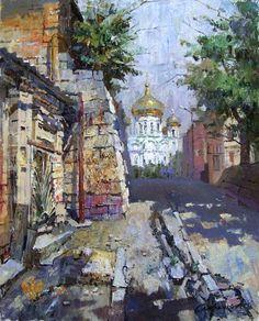 работы Александра Савеленко – 13