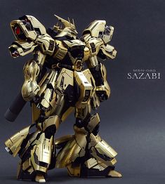 MG 1/100 Sazabi Ver Ka - Painted Build Modeled by Shunneige [Updated 5/21/15] *NEW*