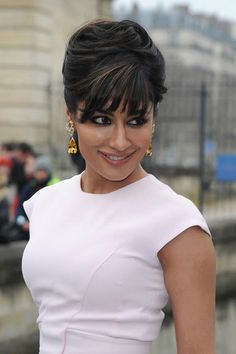 Chitrangada Singh in Christian Dior Autumn/Winter 2013.  http://www.xplorfashion.com/p/hollywood.html