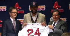 Red Sox introduce new ace David Price