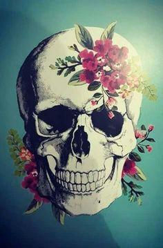 Cute Skeleton, Skeleton Art, Pop Art Wallpaper, Skull Wallpaper, Tattoo Caveira, Skull Rose Tattoos, Day Of The Dead Art, Skull Pictures, Skull Artwork