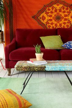 Magical Thinking Boho Side Table #urbanoutfitters