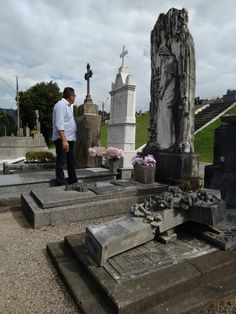 Old German cementery in  Florianopolis, south of Brazil.  #history #memorial
