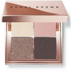 Bobbi Brown Sunkissed Pink Eye Palette found on Polyvore featuring beauty products, makeup, eye makeup, eyeshadow, beauty, apparel & accessories, shadow brush, eye shadow brush, bobbi brown cosmetics and eyeshadow brush