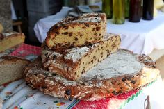 Pan de pasas No Bake Cake, French Toast, Muffins, Spain, Food And Drink, Baking, Breakfast, Recipes, Goodies