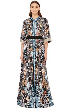Curated Collection: The Caftan Pre Fall 2016 Look 6 on Moda Operandi