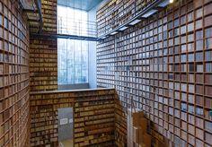Shiba Ryotaro Memorial Museum in Osaka by Tadao Ando   Yellowtrace