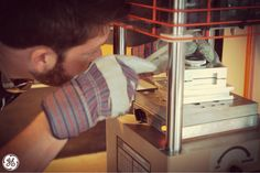 We're setting up the injection molder! Garages, Inventions, Product Launch, How To Make, Garage