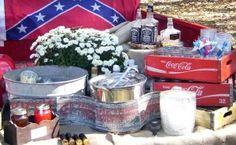 Redneck set up