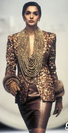 1991 Christian Dior, Autumn-Winter Couture